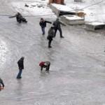 Спасатели предупреждают о гололедице на дорогах Львова и области