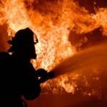 На Львовщине во время пожара в доме погиб 60-летний хозяин