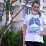 Умерла многодетная мать Юлия Кавий, которому пересадили в Индии сердце и легкие