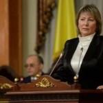 """Для председателя Верховного суда, которая приехала во Львов, двое суток дежурит эксклюзивная карета """"скорой"""""""