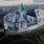 Три замка Львовщины перейдут в собственность государства