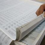 На Львовщине председатель одной из участковых избирательных комиссий испортила 180 избирательных бюллетеней