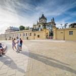 Во Львове снова будут ремонтировать площадь возле Собора Святого Юра