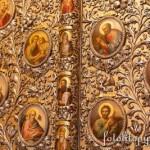 На Львовщине рецидивист обокрал церковь и разбил Царские ворота