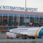 В аэропорту «Львов» электричество во время работы ударило током