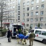 Во Львов прибыл борт с 11 ранеными бойцами из Харькова