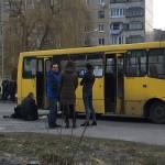 Во Львове маршрутка сбила насмерть 10-летнюю девочку (фото)