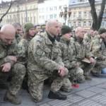 Во Львове попрощались с погибшим на Востоке 19-летним военным Богданом Гавриливым (фото)