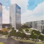 Кипрский офшор построит общественный центр на улице Чмолы (визуализация)