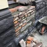 Скандал на Левицкого: мэрия хочет восстановить фасад дома через суд