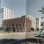 Недавно созданная фирма построит на Сыхове новый жилой комплекс