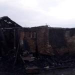 На Львовщине во время пожара погибли двое лошадей, корова и трое телят