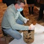 На Львовщине нашли новый бидон с документами УПА