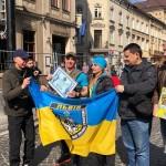В Львове спецназовец пробежал 21 километр в бронежилете и установил рекорд