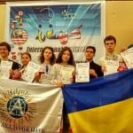 Школьник львовского лицея получил золотую медаль на Международной конференции в Малайзии