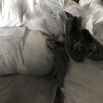 Львовские таможенники задержали на границе украинца с 700 килограммами одежды и обуви