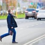 Полицейские назвали улицы, на которых чаще всего сбивают пешеходов
