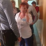 В городской детской больнице заявляют, что на пакете с деньгами отпечатков пальцев задержанной врача нет