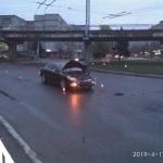 Работник СТО угнал автомобиль клиента и разбил его в ДТП во Львове (фото)