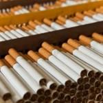 Конфискованные таможенниками сигареты сжигать сын экс-начальника СБУ Львовщины