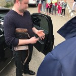 На Львовщине СБУ поймала на взятке следователя полиции (фото)