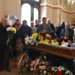 Львовщина попрощалась с деятелем ОУН Марией Внушительной (фото)