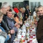 Во Львове для бездомных устроят Пасхальный завтрак