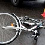 Ночью во Львове на Пасечной оштрафовали пьяного велосипедиста (видео)