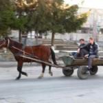 На Львовщине пьян фирман с ребенком столкнулся с автомобилем