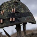 Во время обстрелов на Донбассе ранили двух украинских военных