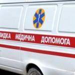 """Неизвестные открыли стрельбу по машине """"скорой"""" на Львовщине"""