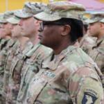На Львовщину прибыло подразделение десантников США