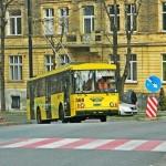Во Львове предлагают проложить троллейбусную линию через центр города