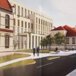 Возле Пригородного вокзала построят крупный медицинский центр