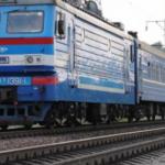 На Закарпатье поезд отрезал ноги жителю Львовщины