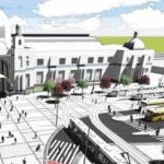 Предложения львовского депутата-«укропивця» учли при реконструкции трамвайных остановок на площади Дворцовой