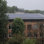 В львовской школе оборудовали солнечную электростанцию и продавать электроэнергию