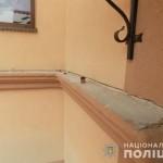 На Львовщине мужчина украл часть с фасада церкви, чтобы сдать на металлолом