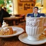 Львовское кафе подает зеленый чай в пакетиках с Владимиром Зеленским (фото)