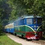 Львовян приглашают на открытие сезона Детской железной дороги