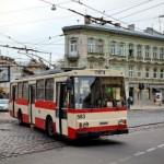 «Львовэлектротранс» ремонтирует сети электроснабжения трамвайных и троллейбусных линий