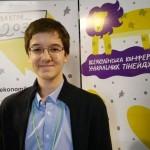 """Одиннадцатиклассник из Львова разработал устройство, которое помогает €?видеть"""" незрячим"""