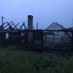 На Львовщине мужчина сгорел заживо в собственном доме