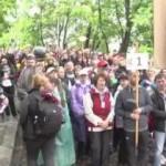 Со Львова на паломничество в Унев отправились паломники