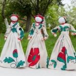 Дом Грушевских приглашает на выставку авторской куклы Оксаны Смереки-Малик