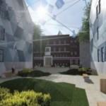 Во Львове отремонтируют сквер возле Дворца Железнодорожников