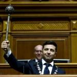 Зеленский подписал указ о назначении внеочередных выборов в Верховную Раду