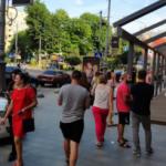 """Львовянин требует ликвидировать парковку возле """"Гранд Отеля"""""""