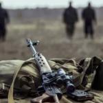 На Донбассе из-за вражеских обстрелов погиб украинский военный