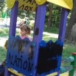 """В парке """"Вознесение"""" вандалы уничтожили детскую площадку"""